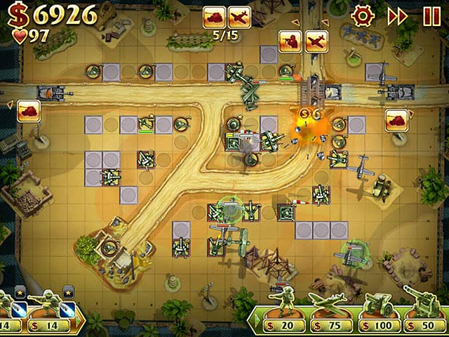 Game screenshot 2 Toy Defense 2