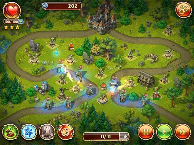 Game screenshot 1 Toy Defense 3 - Fantasy