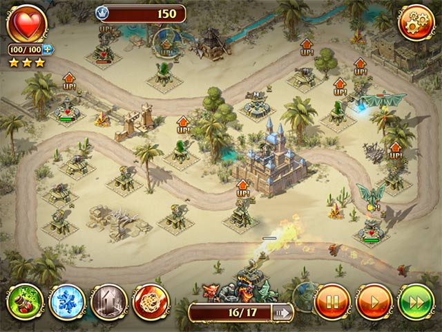 Game screenshot 3 Toy Defense 3 - Fantasy