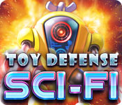 Feature screenshot game Toy Defense: Sci-Fi