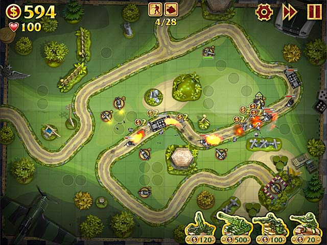 Game screenshot 1 Toy Defense