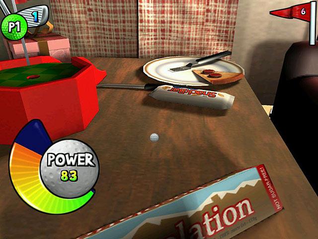 Game screenshot 3 Toy Golf