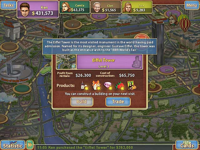 Game screenshot 1 Trade Mania
