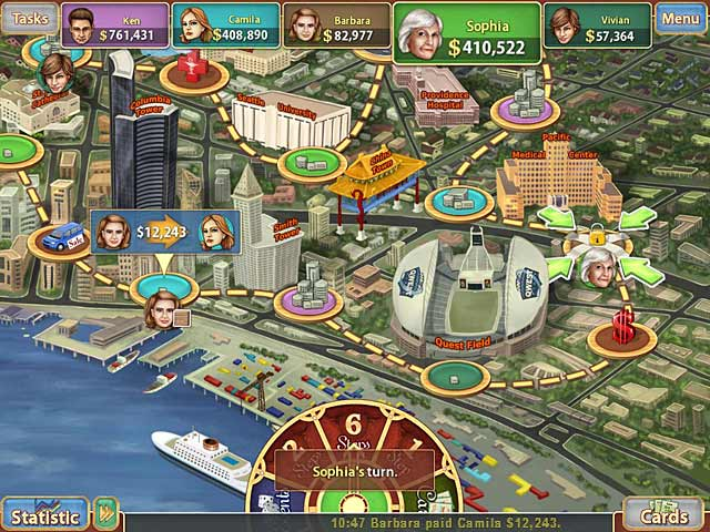 Game screenshot 2 Trade Mania