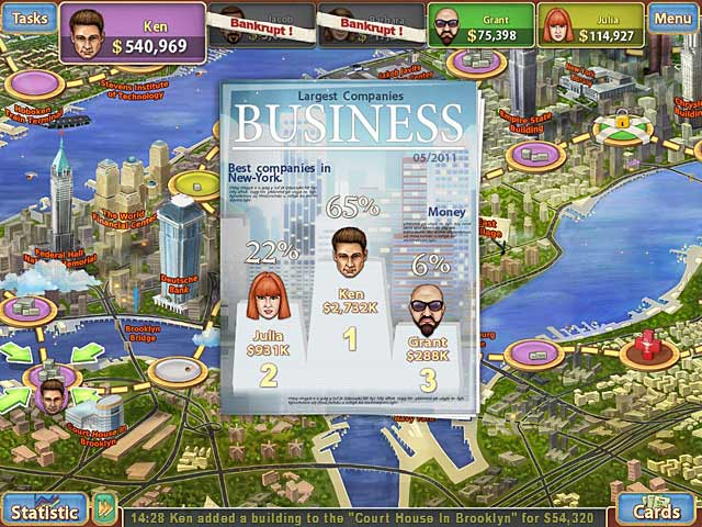 Game screenshot 3 Trade Mania