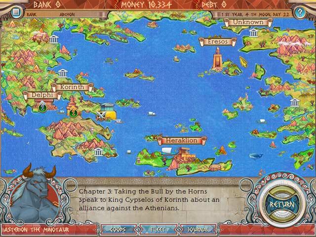 Tradewinds Odyssey: View 3