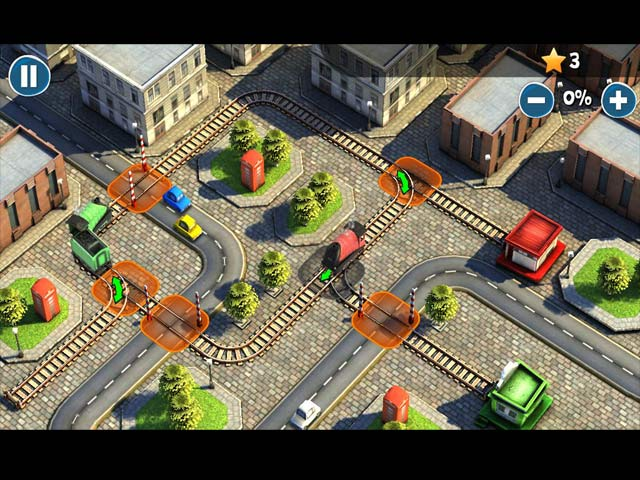 Game screenshot 3 Trainz Trouble
