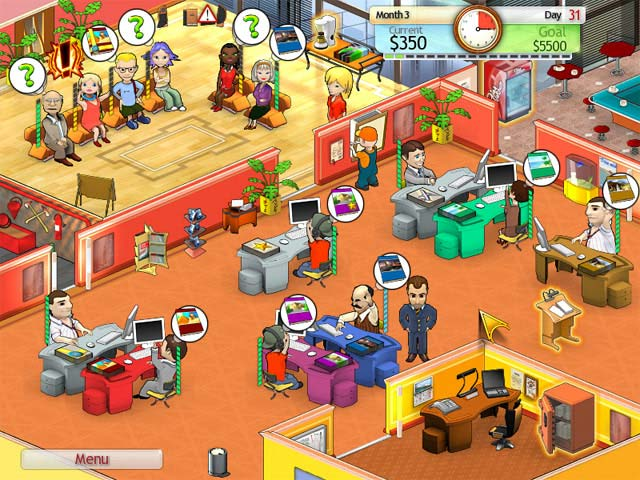 Game screenshot 1 Travel Agency