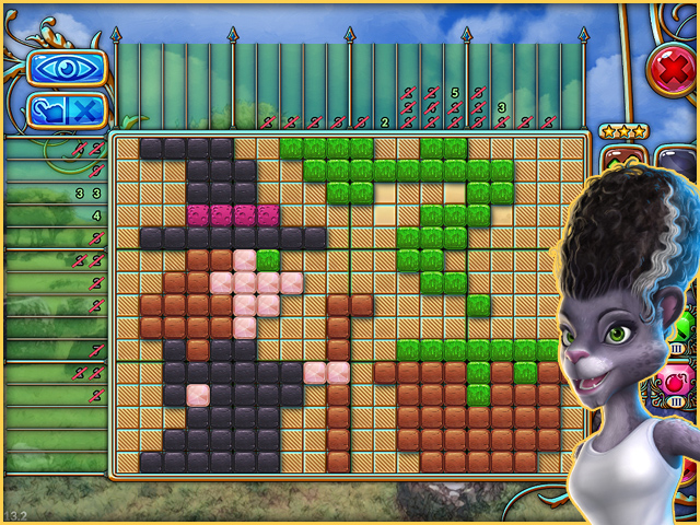Game screenshot 2 Travel Mosaics 10: Spooky Halloween