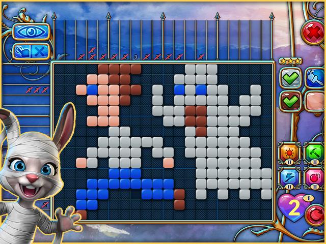 Game screenshot 3 Travel Mosaics 10: Spooky Halloween