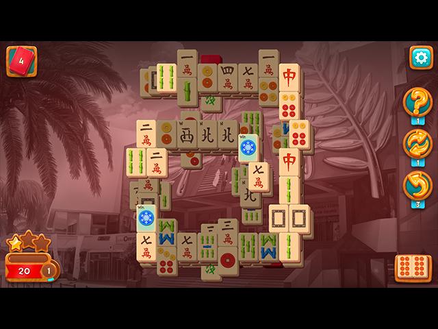 Game screenshot 2 Travel Riddles: Mahjong