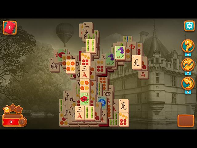 Game screenshot 3 Travel Riddles: Mahjong