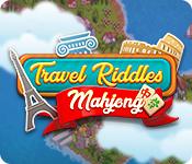 Feature screenshot game Travel Riddles: Mahjong