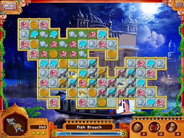 Game screenshot 2 Travel Riddles: Trip to India