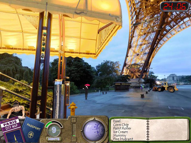 Game screenshot 1 Travelogue 360 : Paris