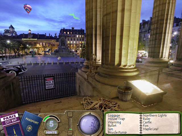 Game screenshot 3 Travelogue 360 : Paris