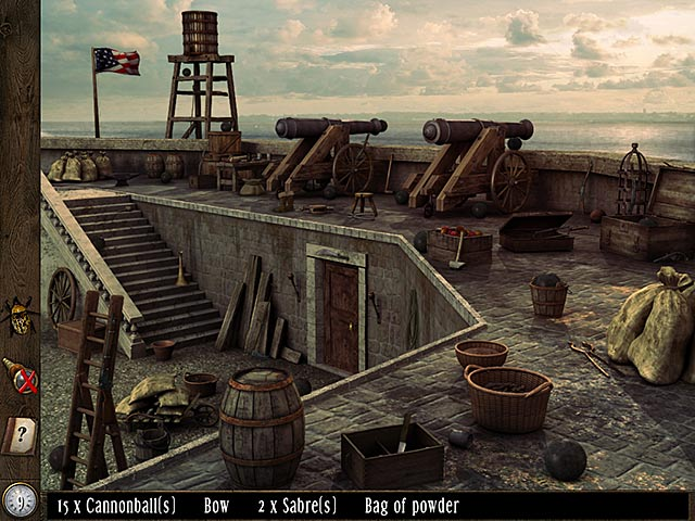Game screenshot 2 Treasure Island: The Golden Bug