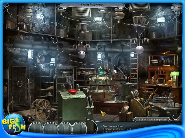 Screenshot for Treasure Seekers: Follow the Ghosts Collector's Edition