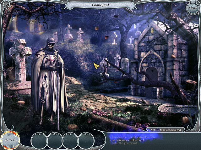 Game screenshot 2 Treasure Seekers: Follow the Ghosts Collector's Edition