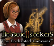 Treasure Seekers: The Enchanted Canvases Walkthrough