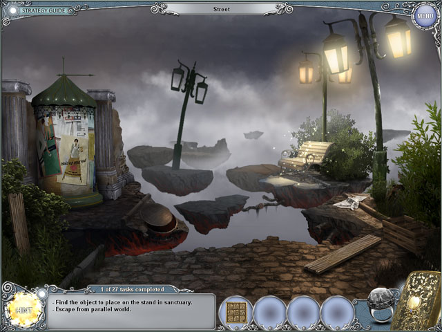 Game screenshot 1 Treasure Seekers: The Time Has Come Collector's Edition