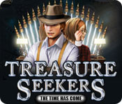 Treasure Seekers: The Time Has Come - Mac