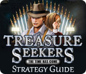 Treasure Seekers: The Time Has Come Strategy Guide