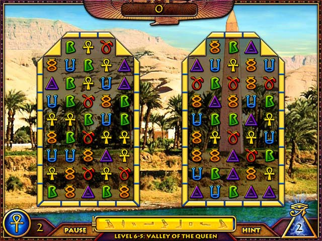 Game screenshot 1 Treasure Pyramid