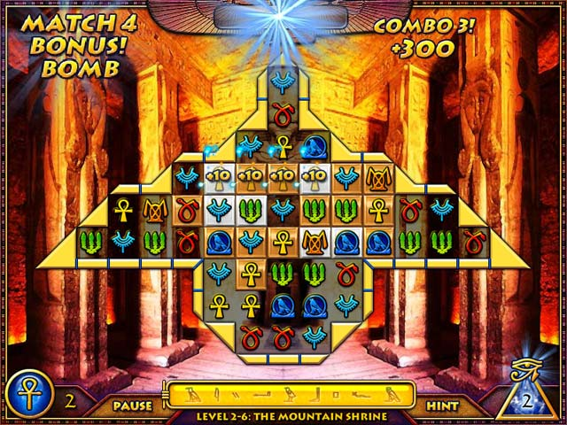 Game screenshot 2 Treasure Pyramid