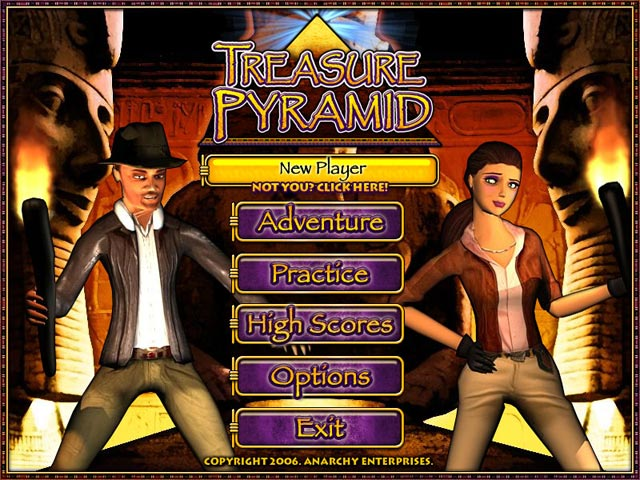 Game screenshot 3 Treasure Pyramid