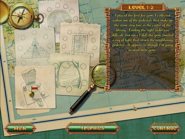 Game screenshot 2 The Treasures Of Montezuma