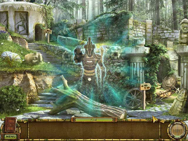 Game screenshot 1 The Treasures of Mystery Island: The Gates of Fate