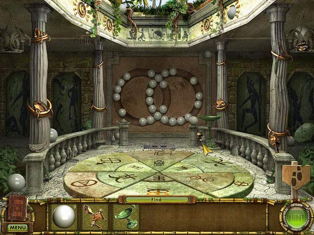 Game screenshot 2 The Treasures of Mystery Island: The Gates of Fate