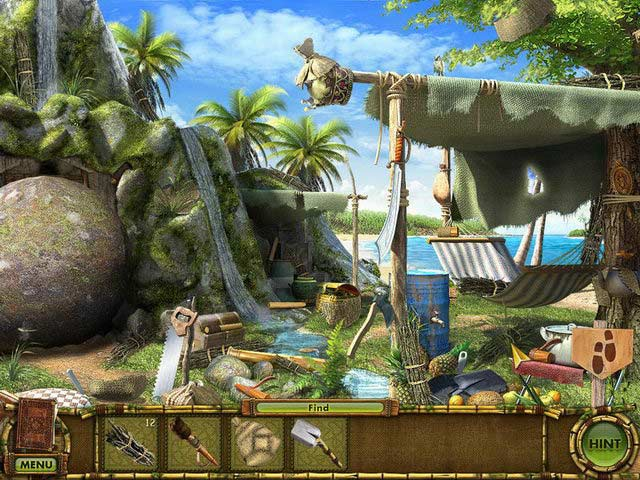 Game screenshot 3 The Treasures of Mystery Island: The Gates of Fate
