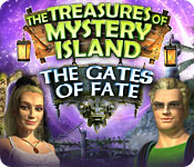 The Treasures of Mystery Island: The Gates of Fate Walkthrough