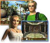 The Treasures of Mystery Island: The Gates of Fate - Mac