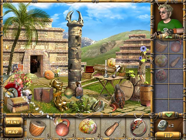 Game screenshot 1 The Treasures of Mystery Island