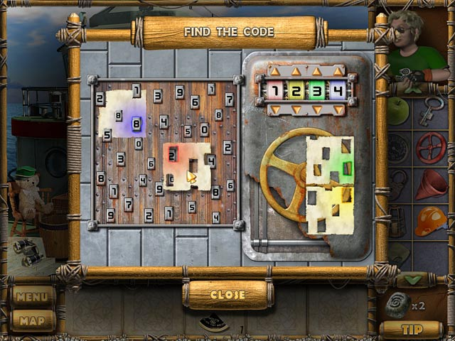 Game screenshot 2 The Treasures of Mystery Island