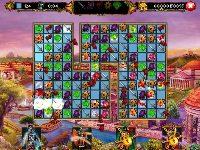 Game screenshot 2 Treasures of Rome