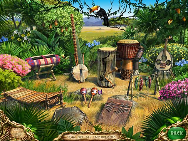 Game screenshot 3 Treasures of the Serengeti