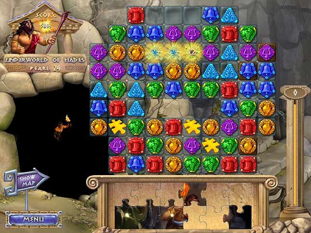Game screenshot 2 Trial of the Gods: Ariadne's Fate