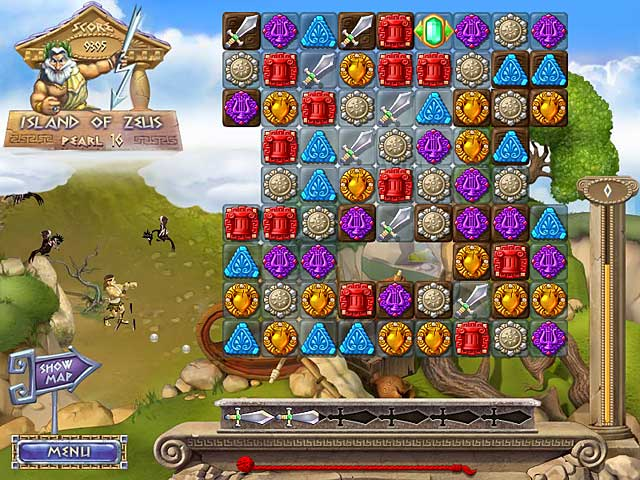 Game screenshot 3 Trial of the Gods: Ariadne's Fate