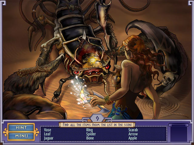 Game screenshot 2 Trial of the Gods: Ariadne's Journey