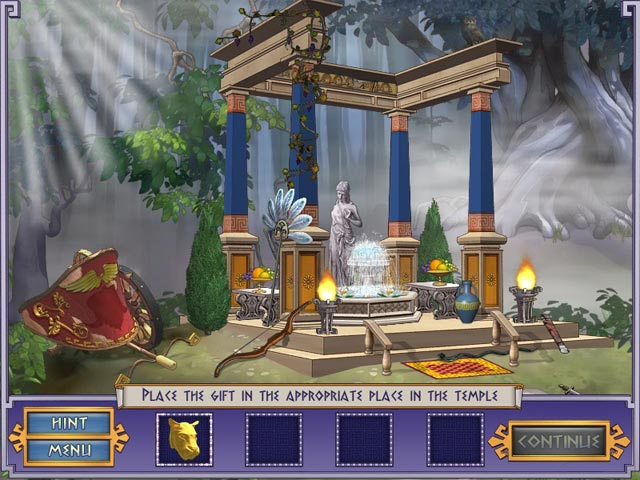 Game screenshot 3 Trial of the Gods: Ariadne's Journey