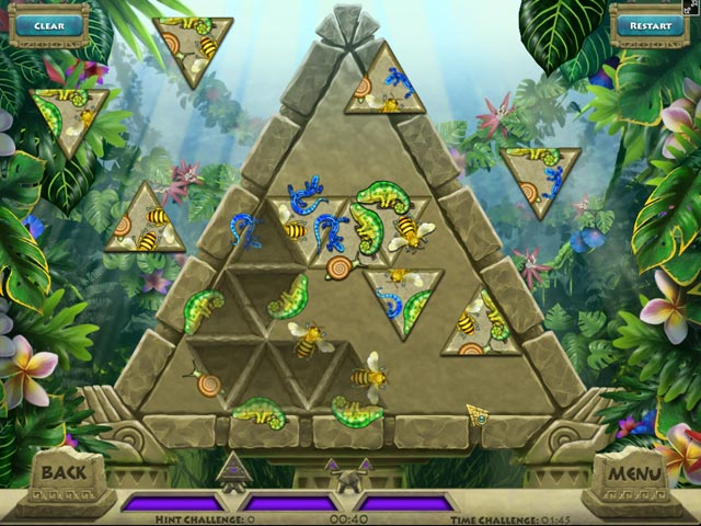 Game screenshot 1 Triazzle Island