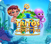 Feature screenshot game Trito's Adventure III