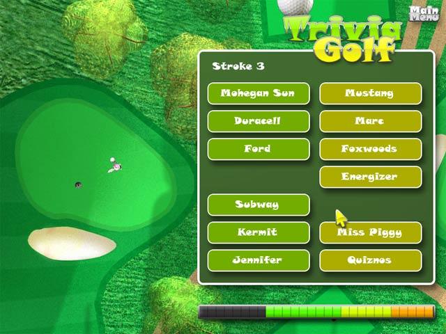Game screenshot 3 Trivia Golf