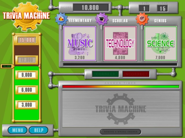 Game screenshot 1 Trivia Machine