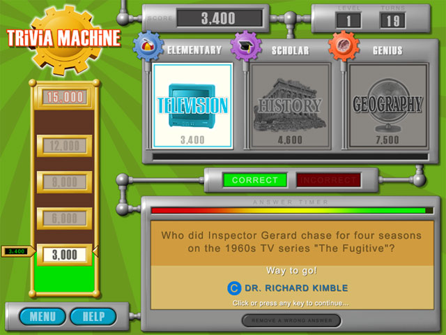 Game screenshot 3 Trivia Machine