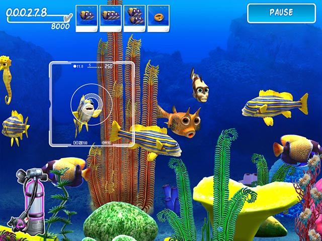 Game screenshot 1 Tropical Dream: Underwater Odyssey
